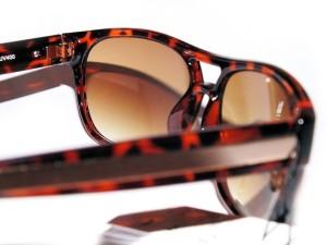 0ddd325c0018a Okulary przeciwsłoneczne ciemne wzór Pantera Reflexx Visions