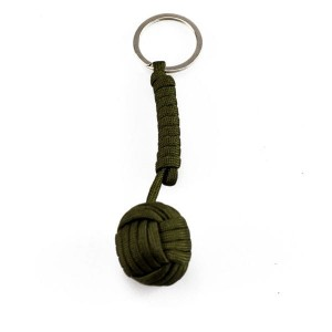 BRELOK DO SAMOOBRONY MONKEY FIST OBRONNY PARACORD BRELOCZEK LINKA