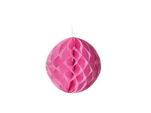Kula Dekoracyjna Rozety Papierowe Kolorowe Pompon